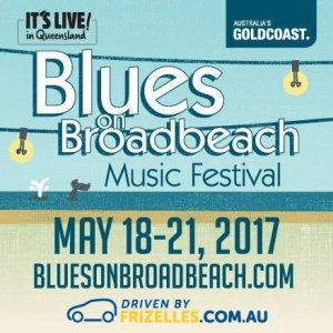 Blues On Broadbeach 2017