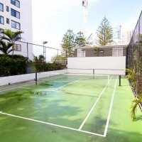 Ocean Royale Tennis Court