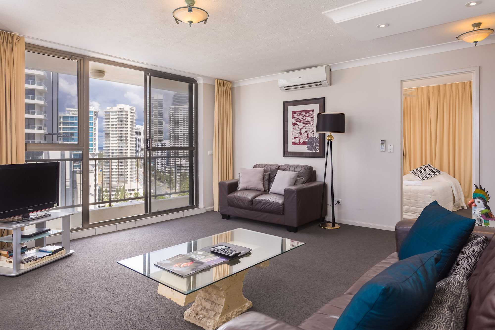 Broadbeach holiday resort